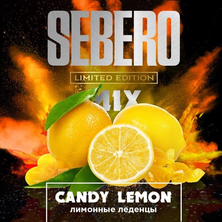 Sebero LIMITED Candy Lemon 30gr
