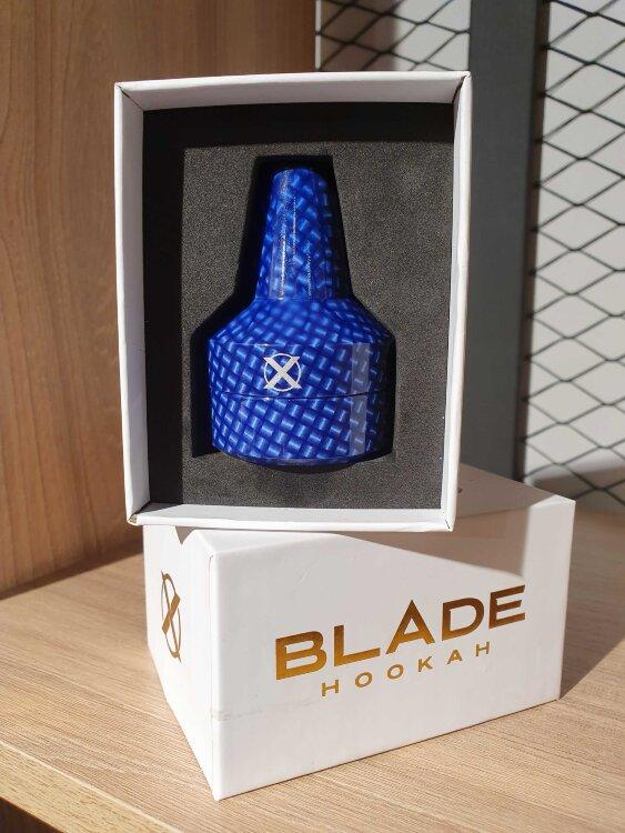 Мелассоуловитель Blade (Синий)